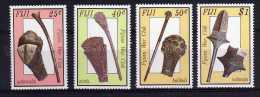Fiji - 1986 - Ancient War Clubs - MNH - Fidji (1970-...)