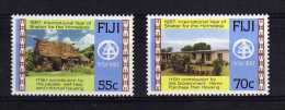 Fiji - 1987 - International Year Of Shelter For The Homeless - MNH - Fidji (1970-...)
