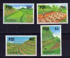 Fiji - 1990 - Soil Conservation - MNH - Fidji (1970-...)