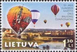 Lietuva Litauen 2003 MNH ** Mi. Nr. 826