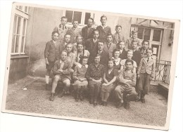 PHOTO -  Children - Classroom 1935 - Personas Anónimos