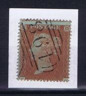 Great Britain SG  17 Used  Yv 8 - 10    1854 - 1840-1901 (Regina Victoria)