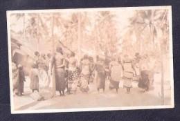 RP TRIBAL DANCE DANCING ETHNIC UNIDENTIFIED AFRICA UNKNOWN LOCATION Who Knows ? Kenya Uganda ? British East Africa BEA - Ansichtskarten