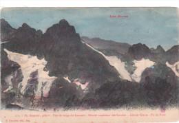 Carte Postale Ancienne - Montagne - Alpinisme - Pic Gaspard - Alpinismo