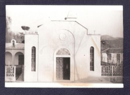 RP A MODERN CHURCH UNIDENTIFIED AFRICA UNKNOWN LOCATION Who Knows ? Kenya Uganda ? British East Africa BEA - Postcards
