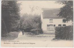 21209g ENTREE De La FORET De SOIGNES - Boitsfort - 1909 - Watermaal-Bosvoorde - Watermael-Boitsfort