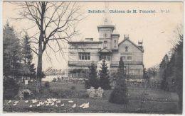 21210g CHATEAU De M. PONCELET - Boitsfort - 1905 - Watermaal-Bosvoorde - Watermael-Boitsfort