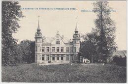 21220g CHATEAU De BILLEMONT - Hérinnes Lez-Pecq - 1912 - Pecq
