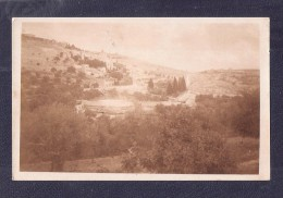 RP TOWN ON A HILL LOCAL UNIDENTIFIED AFRICA POSTCARD UNKNOWN LOCATION Who Knows ? Kenya Uganda ? British East Africa BEA - Postcards