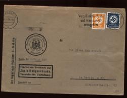 D.R.Dienst Nr.143 MIF,o Hildesheim  (6075) - Officials