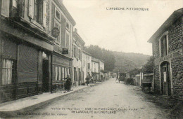 61        ST  FORTUNAT      -    GRAND  ROUTE - France