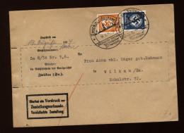 D.R.Dienst Nr.143 MIF,o Zwickau Sachsen .....  (6075) - Officials