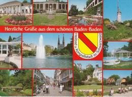 Allemagne - Baden-Baden = Multivues - Baden-Baden