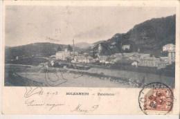 Genova - Bolzaneto - Panorama      +     Treno Vapore - Genova (Genua)