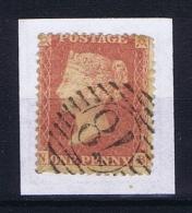 Great Britain SG  40 Used  Watermark Inverted Yvert 12 - 1840-1901 (Victoria)