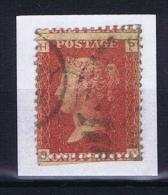 Great Britain SG  43 Used  Plate 113 Yvert 12 - 1840-1901 (Regina Victoria)