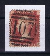Great Britain SG  43 Used  Plate 190 Watermark Inverted  Yvert 12 - 1840-1901 (Victoria)