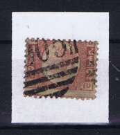 Great Britain SG  49 , Yv Nr 49 Used Plate 8 - 1840-1901 (Victoria)