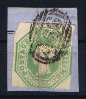 Great Britain SG  54 , Yv Nr 7 Used, - Gebruikt