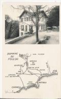GREOLIERES (A M)  DOMAINE DU FOULON HOTEL RESTAURANT  VALLE DU LOUP  ALT 600 M - Frankreich