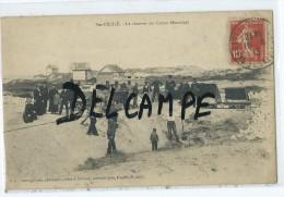 CPA - Ste Cecile - Le Chantier Du Casino Municipal - France
