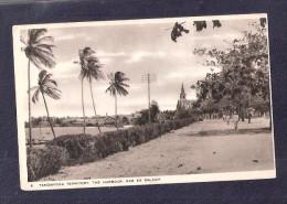 RAPHAEL TUCK TANGANYIKA TERRITORY TANZANIA  HARBOUR Dar Es Salaam UNUSED - Tanzania
