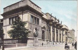 Belgium Brussels Palais Des Beaux Arts - Museums