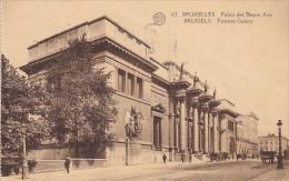 Belgium Brussels Palais Des Beaux Arts 1925 - Museums