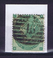Great Britain SG  90  1862 ,used  Yv  24 - 1840-1901 (Viktoria)