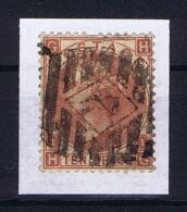 Great Britain SG  112  Plate 1 Used  Yv 36 - 1840-1901 (Viktoria)