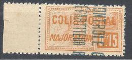 ALGERIE COLIS POST   N ° 11 VARIETEE O DE COLIS BRISE NEUF** TTB / MNH - Algérie (1924-1962)