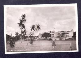 GOVERNMENT HOUSE DAR ES SALAAM TANGANYIKA NEWMAN ART PUBLISHING CO CAPE TOWN  UNUSED - Tanzania