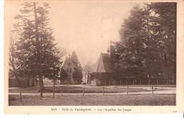 Forêt De Paimpont (Brocéliande-Plélan-le- Grand-Ille Et Vilaine)-Les Chapelles Des Forges - Paimpont