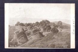 ZIGUA VILLAGE  TANGA TANGANYIKA TANZANIA  USED 1905 INTERESTING MESSAGE - Tanzania
