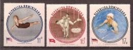 Rep. Dominicana       Y /T    Luchtpost   146 / 148       (X) - Dominicaine (République)