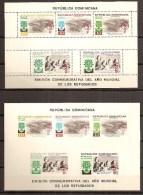 Rep. Dominicana       Y /T    Blok  22       (X)     Getand + Ongetand - Dominicaine (République)