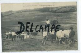 CPA -la Fenaison En Charolais - Le Chargement Du Foin - Agriculture
