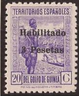 GUI267-L4141.Guinee.GUINEA   ESPAÑOLA. 1942.(Ed 267**) Sin Charnela. LUJO. - Guinea Española
