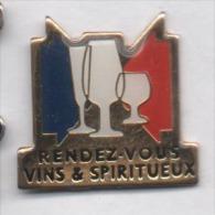 Boissons , Rendez Vous Vins & Spiritueux , Tricolore , Salon - Boissons