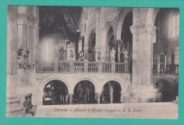 VERONA--> Abside E Altare Maggiore Di S. Zeno - Perugia