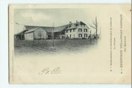 Etablissement Hydrothérapique De CARSPACH : La Ferme - Kneipp'sche Heilanstalt : Der Meierhof - Précurseur - 2 Scans - Health
