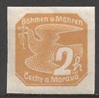 1939 2h Newspaper, Mint Hinged - Unused Stamps