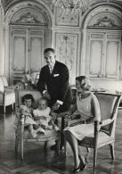 Monaco - La Famille Princière - Le Prince Rainier III, Grace, Albert, Caroline - Familles Royales