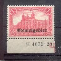 Memel 9HAN* (X6377 - Klaipeda
