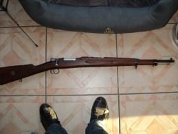 """Magnifique MAUSER SUEDOIS Type """"carl Gustav"""" - Carabine M38 - Neutralisé Conforme Charte - Decorative Weapons"""