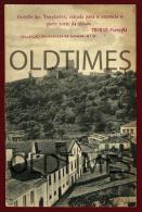 TOMAR - CASTELO DOS TEMPLARIOS - CALÇADA PARA O CONVENTO E PARTE NORTE DA CIDADE - 1905 PC - Santarem