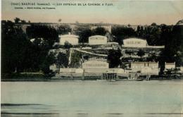 33 GAURIAC LES COTEAUX RESERVOIR A PETROLE GUILLIER 7331 - France