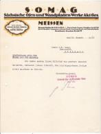 SOMAG  --  MEISSEN   --  1933 - Deutschland