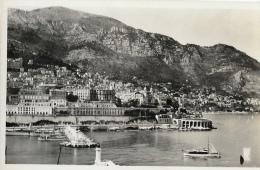 Monté-Carlo - Vue Prise De Monaco, Le Port - Carte CAP Non Circulée - Harbor