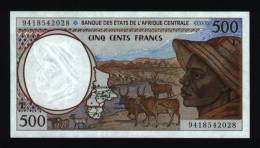 500 Francs Gabon 1994 NEUF - UNC - Gabon